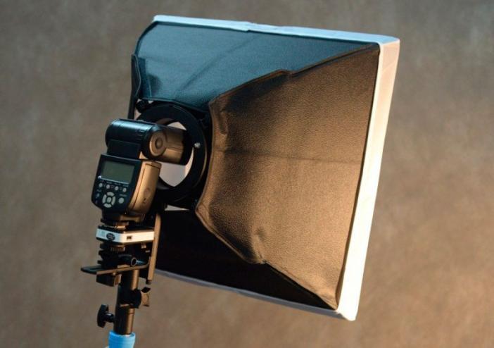 Софтбокс для фотоаппарата своими руками 89